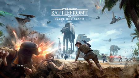 El DLC de Star Wars: Battlefront basado en Rogue One se estrenará antes que la película