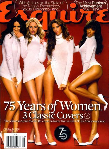 Esquire celebra su 75 aniversario a lo grande