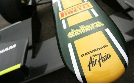 El Team AirAsia de GP2 se convierte en Caterham Racing de cara a 2012