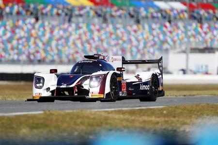 ¿Cómo es el coche de Fernando Alonso en las 24 Horas de Daytona?