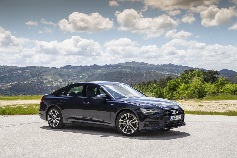 Foto de Audi A6 2018, toma de contacto (41/118)