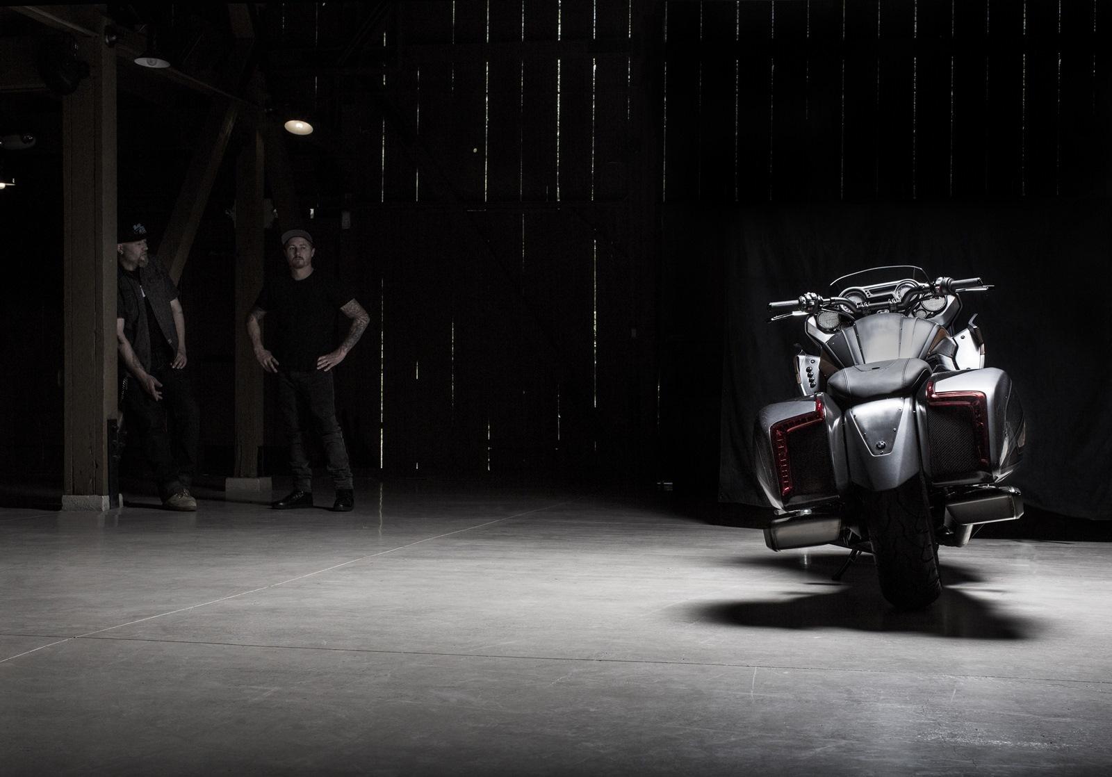 BMW Concept 101 Bagger