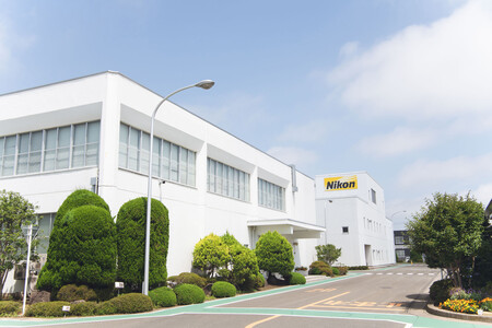 Nikon Fabrica Sendai