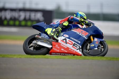 Marcos Ramirez Silverstone Moto2 2021