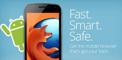 Firefox para Android amplía su soporte a procesadores ARMv6