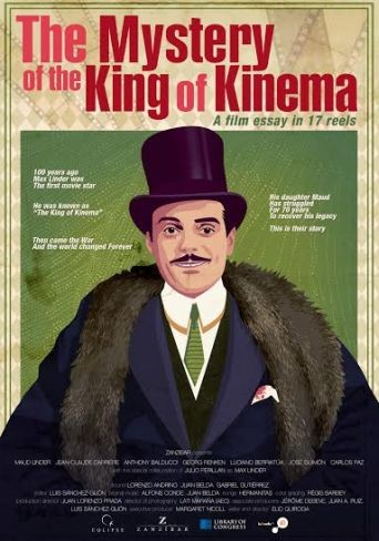 'The Mystery of the King of Kinema' de Elio Quiroga, tráiler y cartel