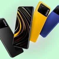 Xiaomi Poco M3, el más barato de la familia planta cara en la gama media con buenas especificaciones y diseño