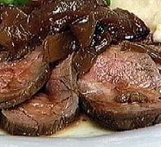 La carne de buey