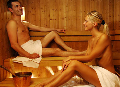¿La sauna te viene bien?
