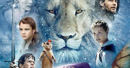Las Cronicas De Narnia La Travesia Del Viajero Del Alba