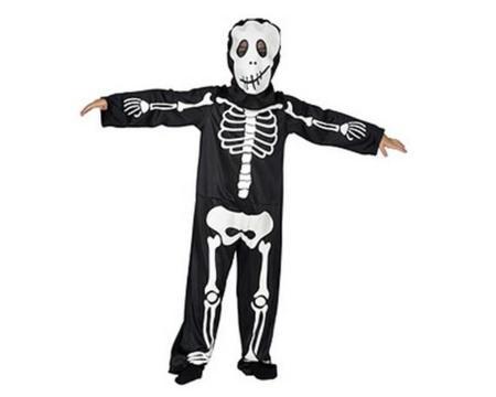 Disfraz de esqueleto de Imaginarium