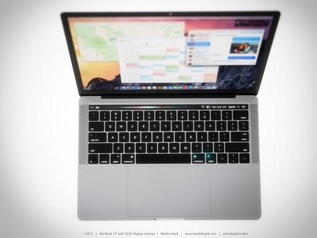 Macbook Pro 2016 Concepto
