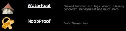 Gestiona el Firewall de Mac OS X de forma completa