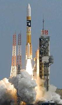 Primera misión de Japón a la Luna