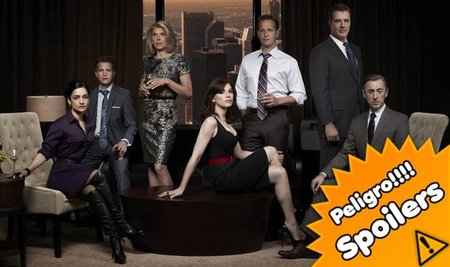 'The Good Wife', jugando a tres bandas