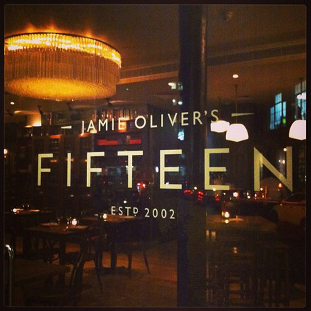 restaurante fifteen