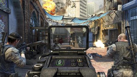 Tráiler de lanzamiento de 'Call of Duty: Black Ops II' con araña robot incluida