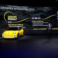 El creador de Siri liderará el cambio de Renault hacia una empresa tecnológica que (también) fabrique coches