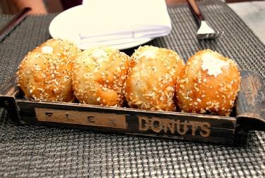 ¡A mí me daban dos! La nueva tendencia es tomar donuts para cenar