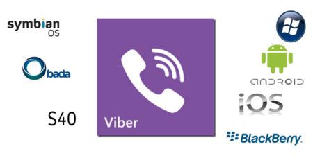 Viber llegará a Symbian, Bada y los S40 de Nokia e incorpora llamada HD en Windows Phone