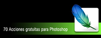 Pack de 70 acciones para Photoshop... ¡gratis!