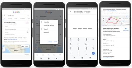 Google Ine Elecciones Mexico 2018