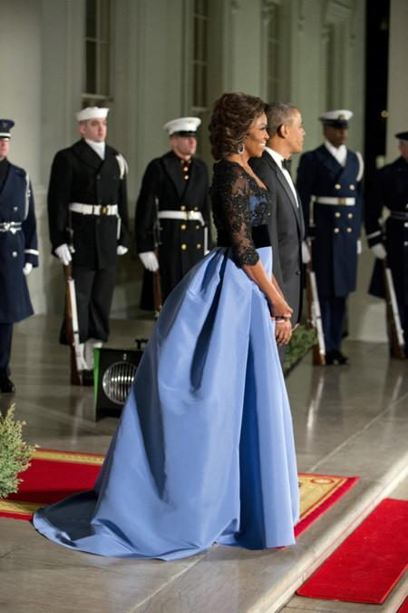 Michelle Obama vestido