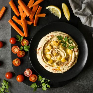Receta de hummus de altramuces, la deliciosa versión españolizada del clásico dip de Oriente Medio