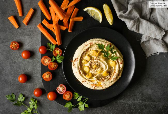 Hummus de altramuces