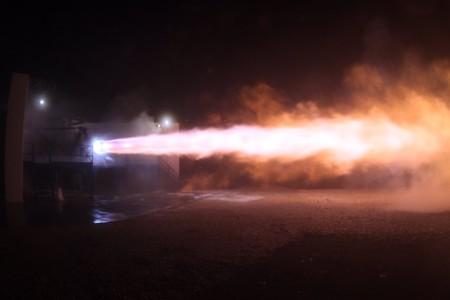 Elon Musk ya calienta el motor interplanetario que llevará a SpaceX (y al hombre) a Marte
