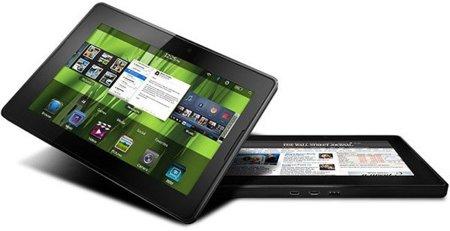 RIM podría haber abandonado el Playbook de 10 pulgadas por un superteléfono con QNX