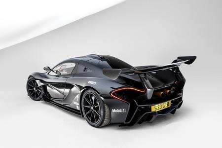 Sale a subasta un McLaren P1 GTR de 1.000 CV homologado para carretera con sólo 360 kilómetros