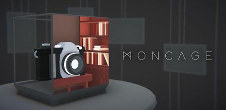 Moncage y la perspectiva, o el arte de aprovechar al máximo el atractivo de un cubo con mil sorpresas en su interior