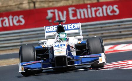 Nathanael Berthon Hungaroring 2013