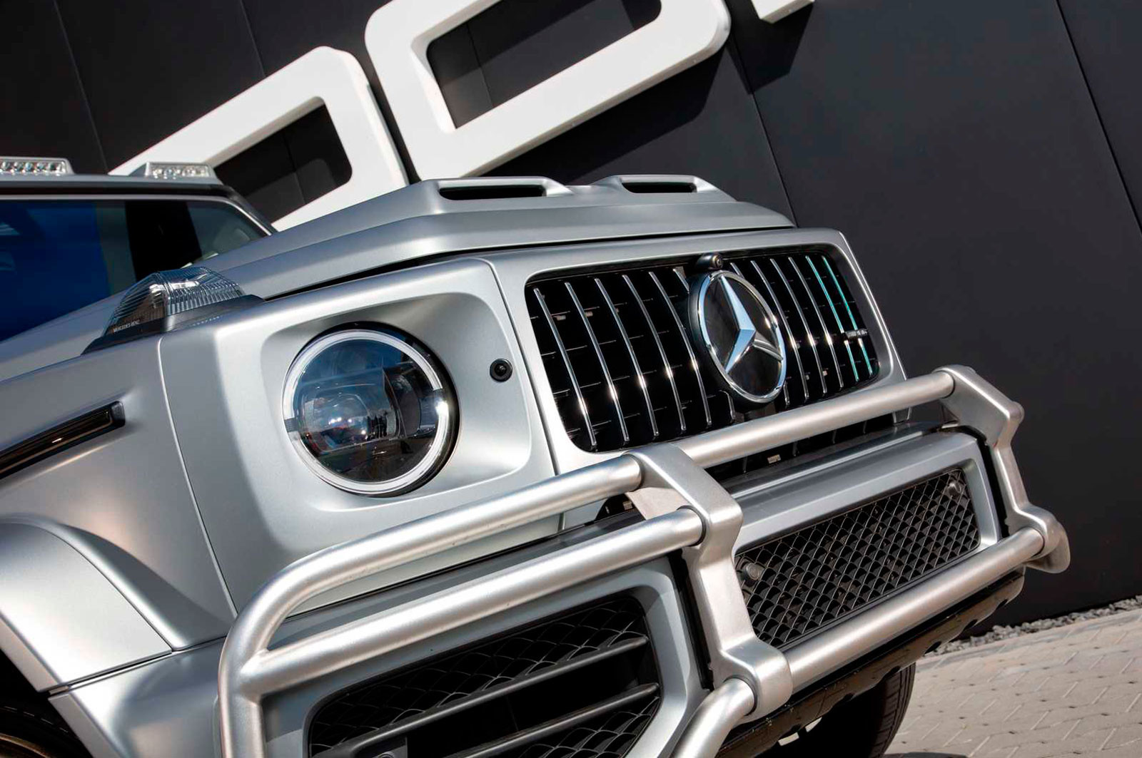 Foto de Mercedes-AMG G 63 Posaidon (7/11)