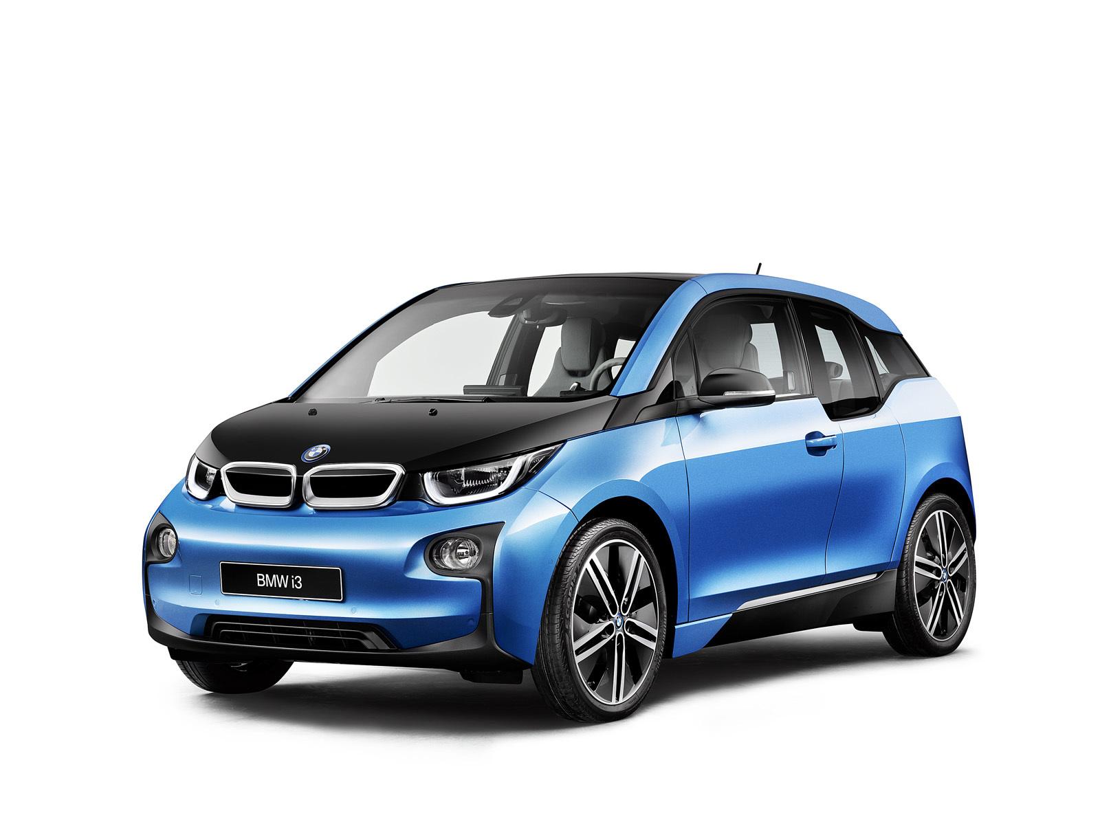 Foto de BMW i3 (94 Ah) (1/22)