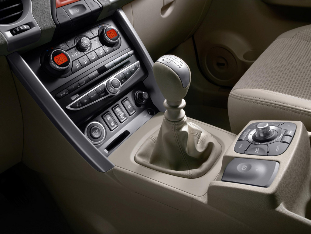 Foto de Renault Koleos (16/17)
