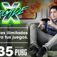 Arcade X: Weex ofrece en México internet ilimitado para jugar 'PUBG Mobile'