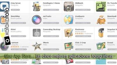 Las cinco mejores aplicaciones fotográficas de la Mac App Store
