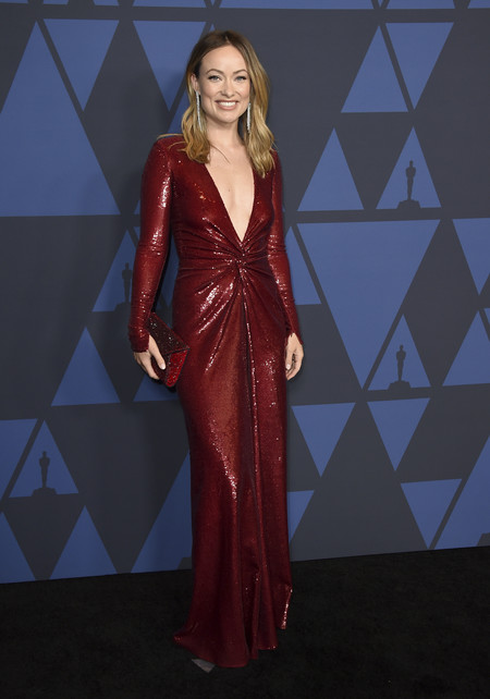 Olivia Wilde Governors Awards 2019
