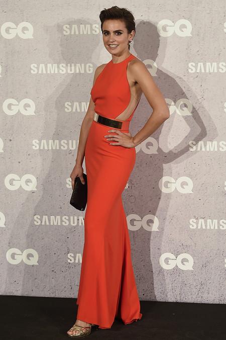Mejor Vestidas Alfombra Roja Premios Gq 5