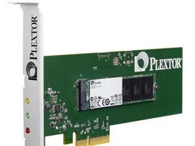 Plextor M6e demuestra las ventajas de las unidades SSD en tarjetas PCIe