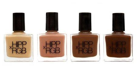 Quiero estos cuatro tonos: esmaltes nude de RGB