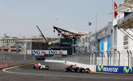 Valencia Street Circuit: el perdón tenía un precio