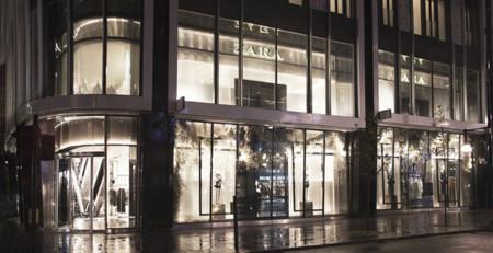 Zara Londres tienda