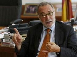 """Pere Navarro anuncia el """"recaudómetro"""" de la DGT"""