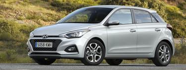 Probamos el Hyundai i20, un coche urbano con motores y tecnología que animan a huír de la ciudad