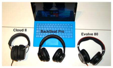 Tres auriculares para comunicarte y disfrutar del entretenimiento en tu PC