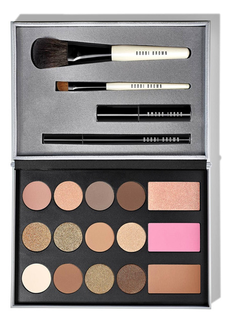 Bobbi Brown Ready Set Party Deluxe Eye Cheek Palette