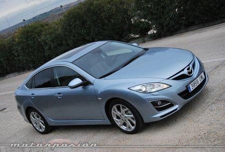 Mazda6 2.2 CRTD 163 CV